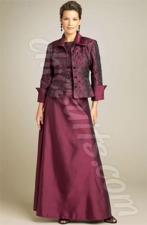 Exquisitely stunning 3pc skirt /cami and jacket suit SIZE M (UK8-10)