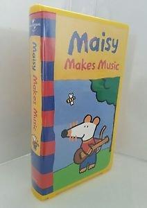 Maisy Makes Music (VHS, 2000)