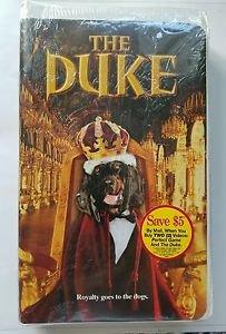 The Duke (VHS, 2000, Full Clamshell)