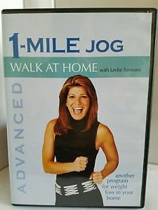 1 mile jog walk at home leslie sansone
