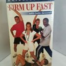 Leslie Sansone - Firm Up Fast (VHS, 1996)