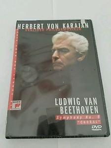 Herbert Von Karajan - Beethoven: Symphony No. 9 DVD, 1998