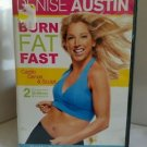 Denise Austin - Burn Fat Fast (DVD, 2005)