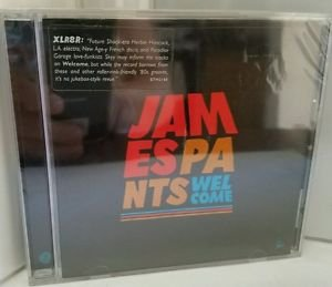 Welcome by James Pants (CD, Jun-2008, Stones Throw)