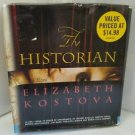 The Historian by Elizabeth Kostova (2008, CD, Abridged)