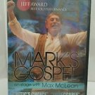 mark's gospel on the stage with Max mclean