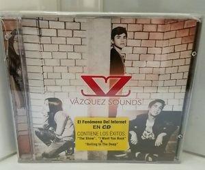 Vzquez Sounds [EP] by Vazquez Sounds (SME U.S. Latin)