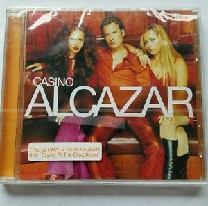 Casino [Denmark] by Alcazar (CD, Oct-2001, Bmg/Rca Records Label)