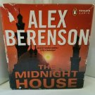 The John Wells: The Midnight House Bk. 4 by Alex Berenson (2010, CD, Unabridged)