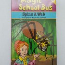 The Magic School Bus: Spins A Web [VHS] NEW
