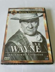 John Wayne The Ultimate Collection (DVD, 2009, 4-Disc Set)