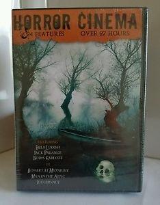 Horror Cinema Collection, Vol. 3 (DVD, 2011, 6-Disc Set)