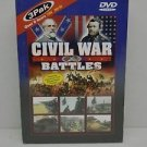 Civil War Battlefields - 3 DVD (DVD, 2001, 3-Disc Set)New