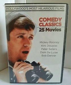 Comedy Classics (DVD, 2011, 6-Disc Set)