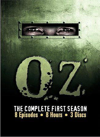 Oz - The Complete First Season (DVD, 2002, 3-Disc Set)