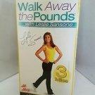 Leslie Sansone - Walk Away the Pounds : 3 Mile super fat burning(VHS, 2003)
