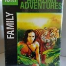 Family 15 Film Set: Amazing Adventures (DVD, 2011, 2-Disc Set)