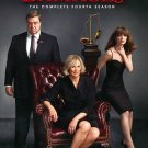 The Damages: The Complete Fourth Season (DVD, 2012, 3-Disc Set)