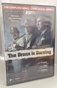 The Bronx is Burning (DVD, 2007, 3-Disc Set)