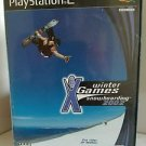 ESPN Winter X Games Snowboarding 2002 (Sony PlayStation 2, 2002)