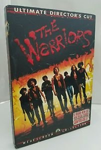 The Warriors (DVD, 2005, Director's Cut/Widescreen)