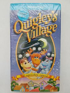 Quigley's Village El Supercohete Espacial / Big Bubble Machine [VHS]
