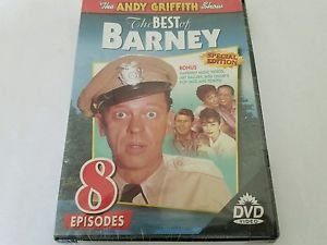The Andy Griffith Show - The Best of Barney: 8 Episodes (DVD, 2000)