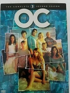 The O.C. - The Complete Second Season (DVD, 2005, 7-Disc Set)