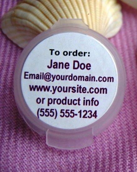 252 - White Matte Custom Printed Laser Labels