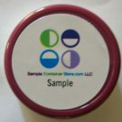 (252) Custom Printed Laser labels - READ entire listing for instructions