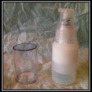 (50) 30 ml  Clear Airless round Bottles &  Pump Set