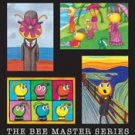 The Bee Master Series - set of 4 cards