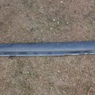 Volvo XC90 Dirt deflector moulding , rocker cover, left, Part #30655189