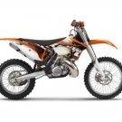 2012 KTM 250 XC-W Enduro SPECIAL PRICE !!!