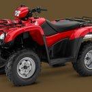 2012 Honda FourTrax Foreman 4x4 ES TRX500FE ATV Utility SPECIAL PRICE !!!