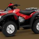 2012 Honda FourTrax Rincon TRX680FA ATV Utility SPECIAL PRICE !!!