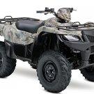 2012 Suzuki KingQuad 500AXi Camo ATV Utility SPECIAL PRICE !!!