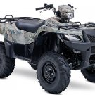 2012 Suzuki KingQuad 750AXi Power Steering Camo ATV Utility SPECIAL PRICE !!!