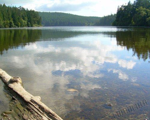 Pass Lake 2 - 8x10 - Original Fine Art Photograph - FREE SHIPPING