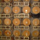 Wine Barrels - 8x10 - Original Fine Art Photograph - FREE SHIPPING