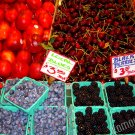 Fruit Stand - Pike Place Market - 8x10 - Original Fine Art Photograph - FREE SHIPPING