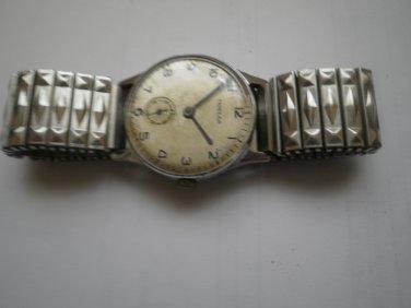 Soviet Wristwatch POBEDA 1946 output RARE