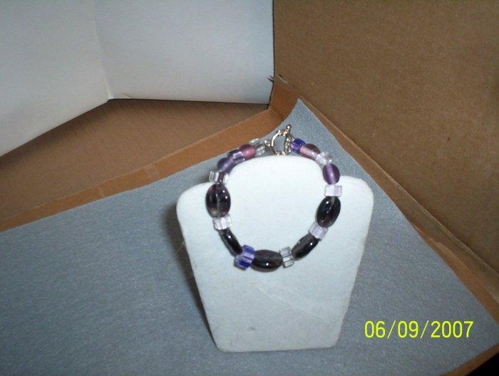 Purple Bracelet  B1005438