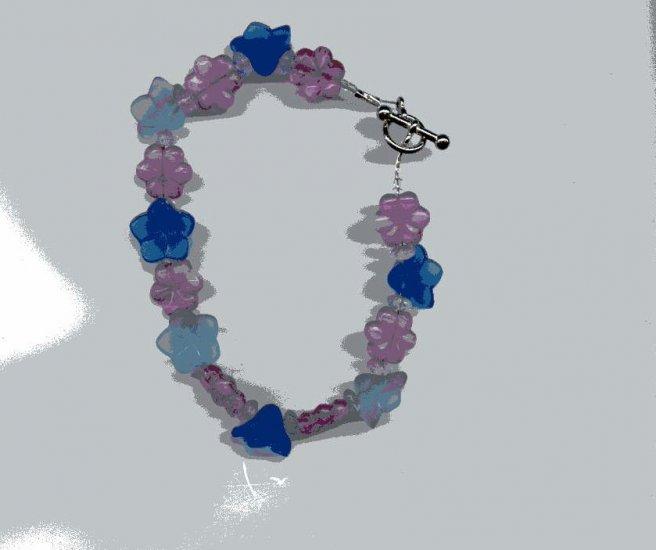 Delicate bracelet B800049
