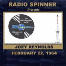 JOEY REYNOLDS RADIO SHOW WKBW 1520 AM BUFFALO 2-22-64