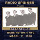 The Classics on Don K. Reed Doo Wop Shop WCBS FM