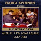 STRAY CATS INTERVIEW WLIR FM LONG ISLAND JULY 1982