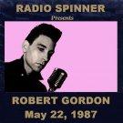 ROBERT GORDON ON DON K. REED DOO WOP SHOP WCBS FM NYC 5-22-87