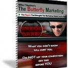 The Butterfly Marketing Manuscript