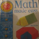 Math Made Easy-3rd Grade